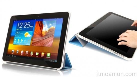 Samsung, เมืองจิงโจ้, Galaxy Tab 10.1