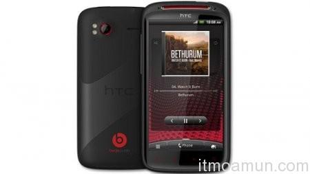 โทรศัพท์ตัวแรก, โทรศัพท์ Beats, HTC, HTC และ Beats