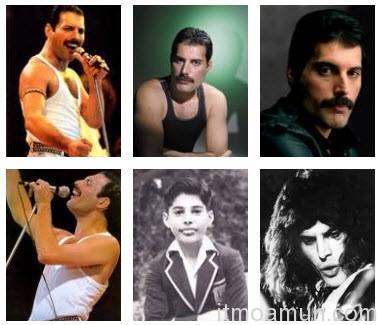 Freddie Mercury เฟรดดี เมอร์คูรี