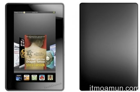 Amazon, Kindle Fire, แท็บเล็ต, Kindle