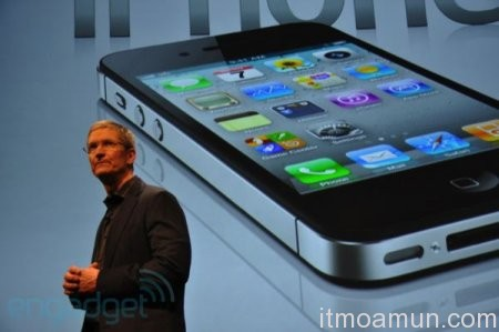 Apple, Tim Cook, iPhone 5, เปิดตัว iPhone 5