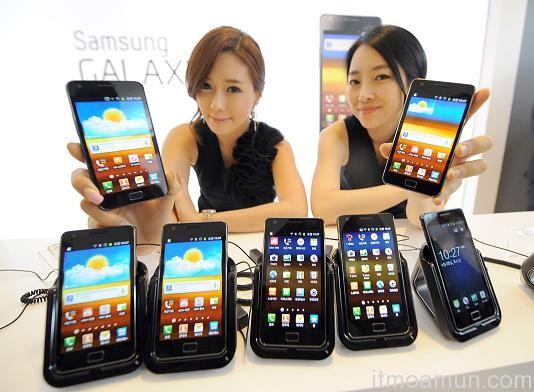 GalaxyS II, ซัมซุง 4G