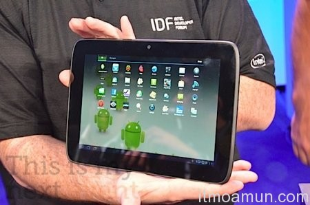 Google, Google Android, Android Intel