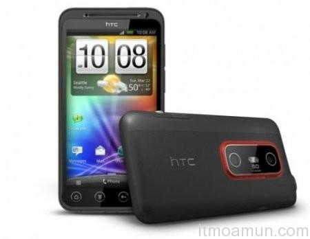 HTC Evo3D, มัลติมีเดีย, HTC