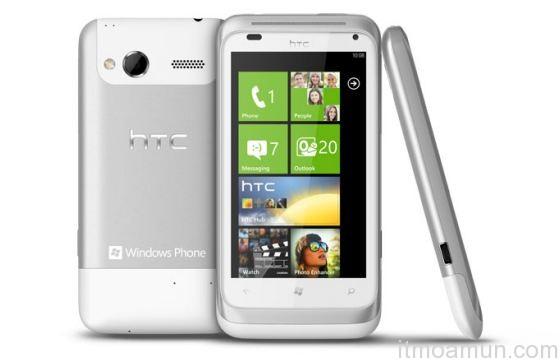 HTC Titan, HTC Radar, HTC Mango,สมาร์ทโฟน