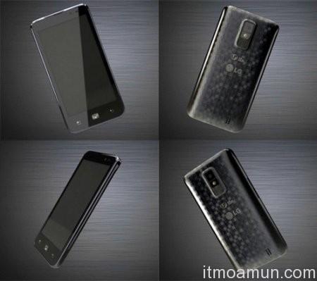 LG LU6200, สมาร์ทโฟนจอ HD, LTE 75 Mbps