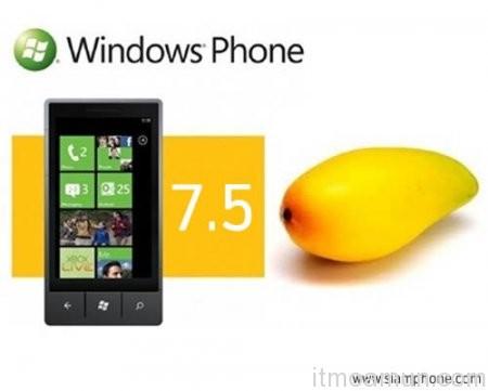 Microsoft, Mango, Windows Phone 7.5