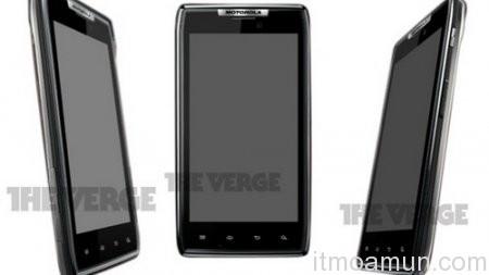 Motorola, Motorola qHD, S-AMOLED