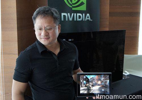 Nvidia, แท็บเล็ต Nvidia, Nvidia ควอด-คอร์, ควอด-คอร์