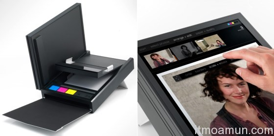 SWYP, เครื่องพิมพ์ SWYP, เครื่องพิมพ์หน้าจอสัมผัส