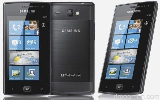 Samsung Omnia W, สมาร์ทโฟน Mango, Samsung