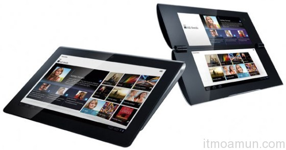 Tablet, Android 2, Sony Tablet