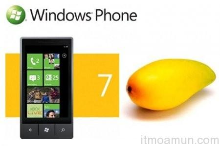 WP 7 Mango, Windows Phone 7, Mango
