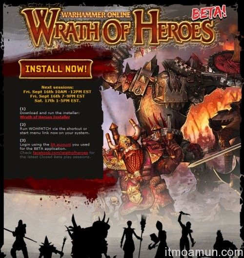 Warhammer Online, Wrath of Heroes, ฮีโร่, Ikkrik