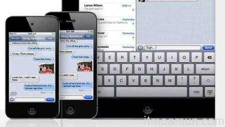 iMessage, iChat