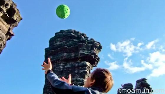กล้องลูกบอล, ถ่ายภาพ 360 องศา