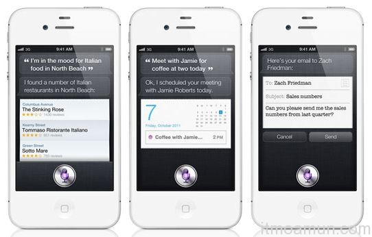 ช่องโหว่ Siri, iPhone 4S
