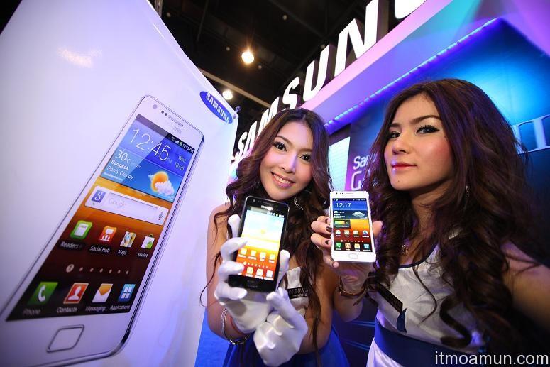 ซัมซุง,ตลาดสมาร์ทโฟน, สมาร์ทโฟน