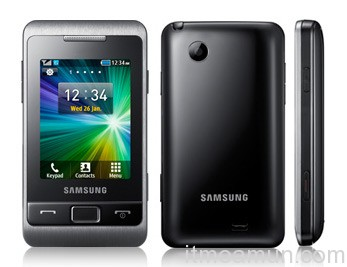 Samsung Champ II, มือถือทัช