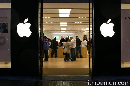 Apple, Apple Store, สาขา Apple Store, Apple Store Palo Alto, Palo Alto, บ้านเกิด Steve Jobs, Steve Jobs