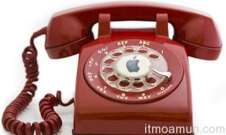 Siri, แฮค Siri, โทรศัพท์ยุคโบราณ