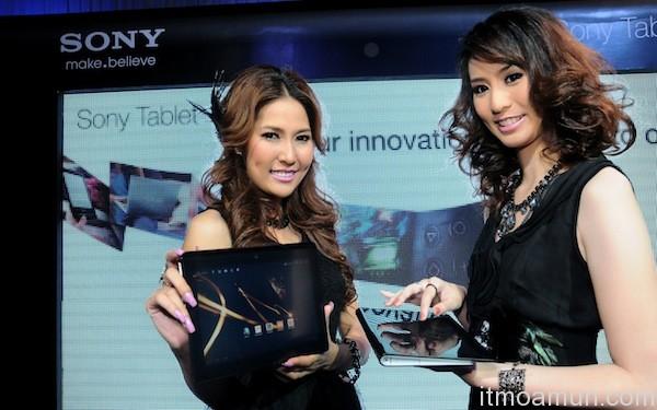 Sony, Sony Tablet S, วันที่ขาย Sony Tablet S, วันจำหน่าย Sony Tablet S