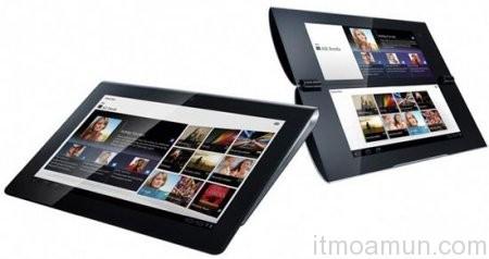 Sony Tablet S, Sony Tablet P, Sony Tablet ไอติมแซนด์วิช