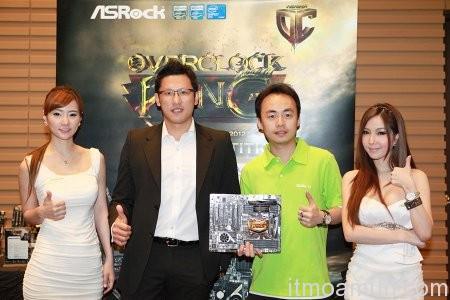 ASRock, เมนบอร์ด ASRock, ASRock X79 Overclock, Overclock King Series