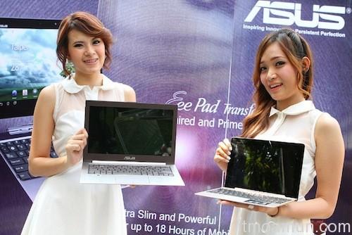 Asus, Asus Tablet, Tablet เร็วที่สุดในโลก, Tablet แรงที่สุดในโลก