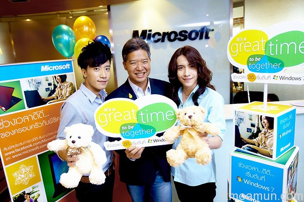 Microsoft, Greath Time Together, Windows 7, Office 2010, Second Chance