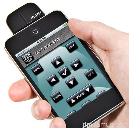 Apple Remote, iPhone Remote