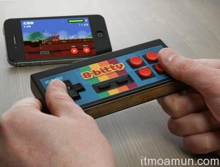 จอยเกมส์ iOS, จอยเกมส์ Android, เกมส์ 8 บิท