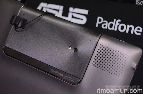 Asus, Asus Padfone, Asus Padfone SmartPhone, Asus Padfone Tablet