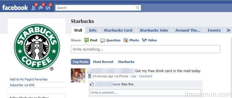 Facebook, Facebook Ads, Facebook Wall page, โฆษณา Facebook