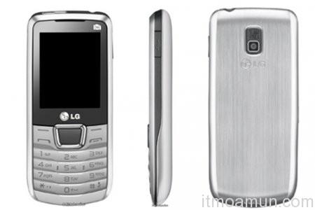 LG มือถือ, มือถือ 3 ซิม, มือถือ LG 3 SIM