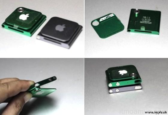 iPod Nano, iPod Nano 1.5MP, iPod Nano กล้อง 1.5MP