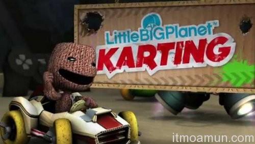 เกมส์ LittleBigPlanet Karting, LittleBigPlanet Karting, LittleBigPlanet Karting Game
