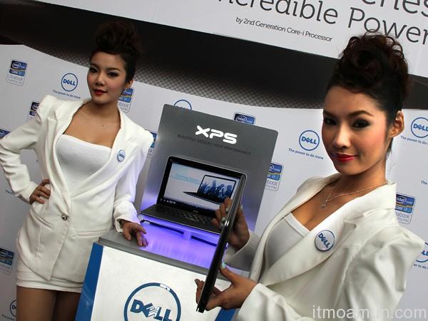 Dell, เดลล์, Dell XPS 13, Dell CRM, CRM
