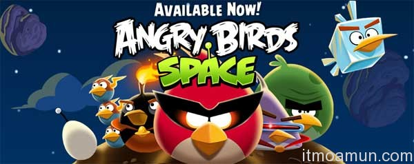 Nokia, Angry Birds Space, เกมส์ Angry Birds Space, Windows Phone, สเปก Windows Phone