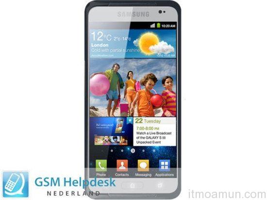 Samsung Galaxy S III, Samsung Galaxy