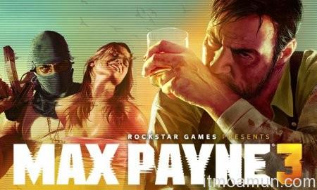 เกมส์ Max Payne 3, เกม Max Payne 3, Max Payne 3 Game, Max Payne 3