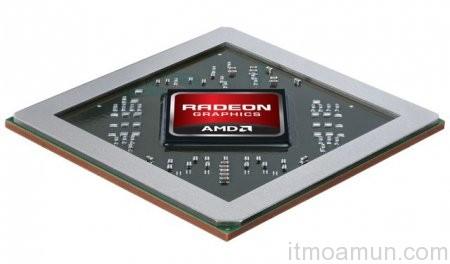 AMD Radeon HD 7000M สำหรับ Notebook เปิดตัวแล้ว