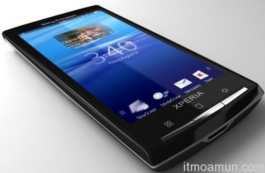 Sony Xperia P และ Sony Xperia U ขายแน่นอนเดือนพฤษภาคม