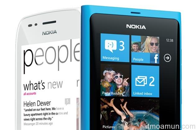 Windows Phone7, Nokia Lumia Serie , Windows Phone, Nokia จับมือ Microsoft