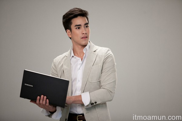 ซัมซุง, Samsung, Samsungโน้ตบุ๊ก, ภาพลักษณ์แบรนด์, Notebook Samsung,  ณเดชน์ คูกิมิยะ