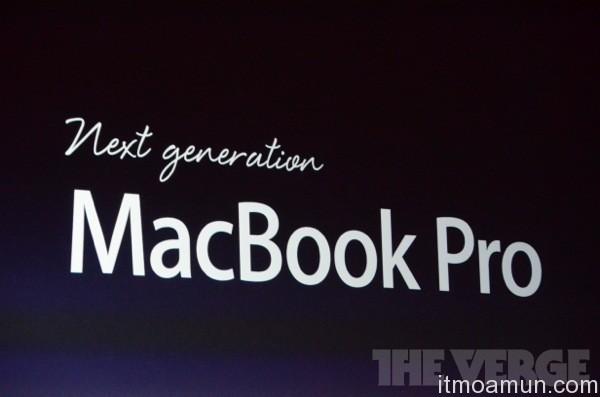 Macbook Pro, Retina Display, Macbook Air, Next Ganeration Macbook, Intel IvyBridge Mac
