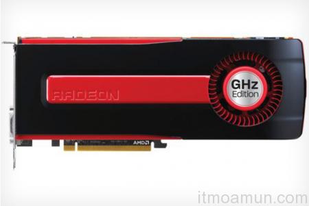 Radeon HD7970 GHz edition การ์ดกราฟิกสุดแรง