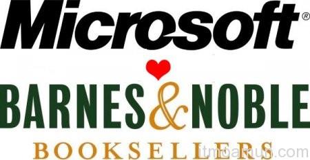 Microsoft ร่วมกับ Barnes & Noble เตรียมปล่อยตัวแท็บเล็ต วันนี้