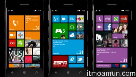 Microsoft โชว์ Windows Phone 8 เตียมลุยส่งไตรมาส 3