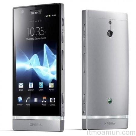 Sony Xperia P แกร่งทนทาน ดูดีมีสไตล์ แบบผู้ดีๆมีอารยธรรม